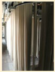 初期乾燥室